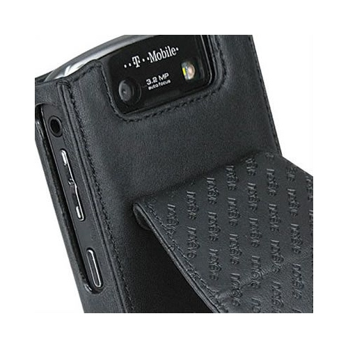 BlackBerry Curve 8900  leather case