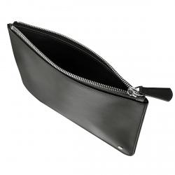 Bag with zip fastener