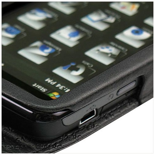 Acer Tempo F900  leather case