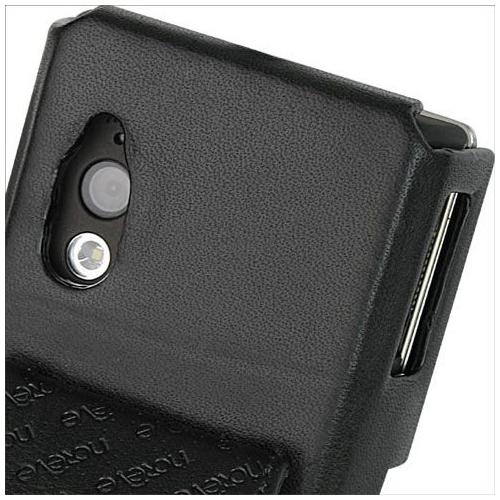 Sony Ericsson W705 - W715  leather case