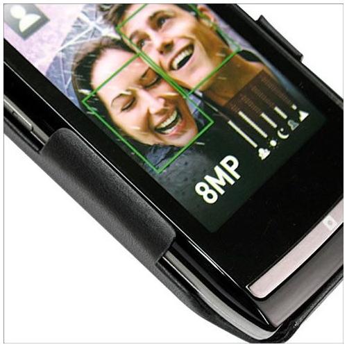Housse cuir LG GC900 Viewty Smart