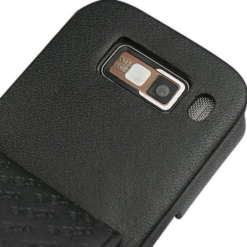 Housse cuir Nokia E52 - E55