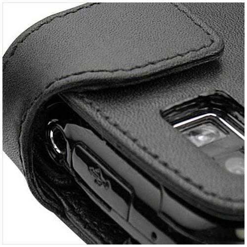 Housse cuir Samsung GT-i7500 Galaxy