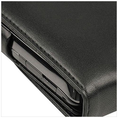Housse cuir Samsung Omnia Pro B7320