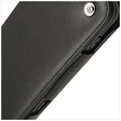 Housse cuir Samsung GT-i5700 Galaxy Spica