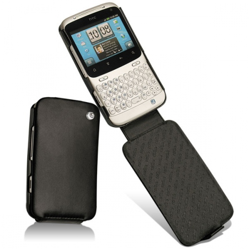 HTC Chacha  leather case