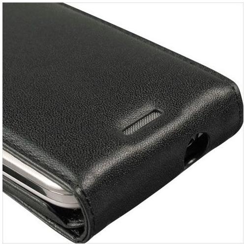 HTC Smart  leather case