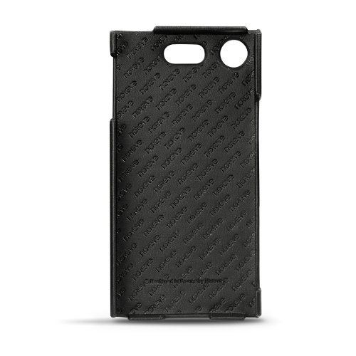 Coque cuir Sony Xperia XZ1 Compact
