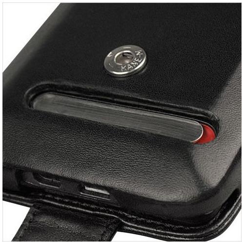 HTC Evo 4G  leather case