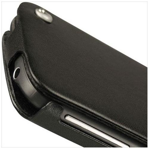 HTC Desire S  leather case