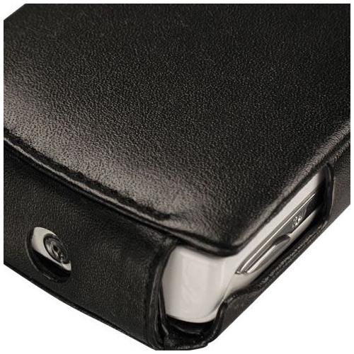 Housse cuir Sony Ericsson Xperia Mini