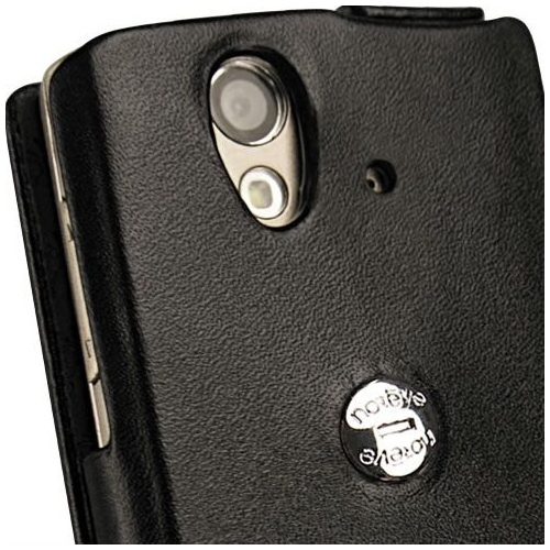 Housse cuir Sony Ericsson Xperia Ray
