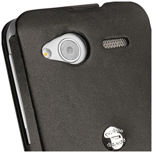 HTC Radar  leather case