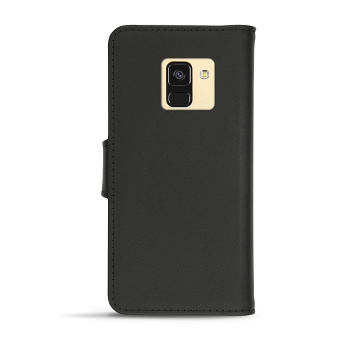 Housse cuir Samsung Galaxy A8+ (2018)