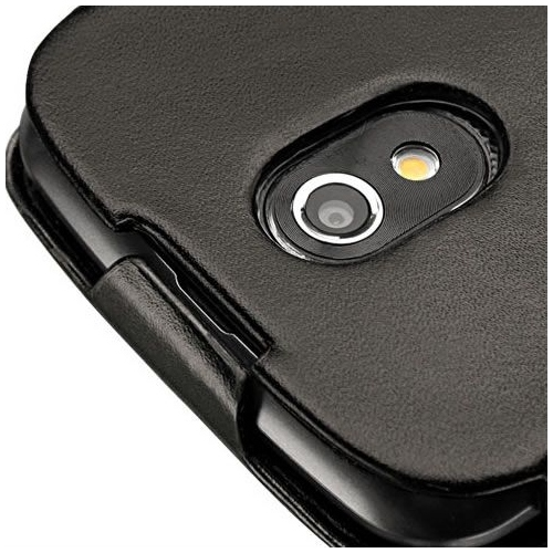 Samsung Galaxy Nexus  leather case