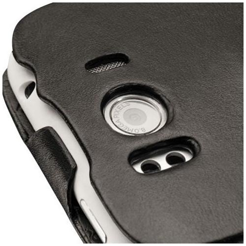Housse cuir HTC Sensation XL