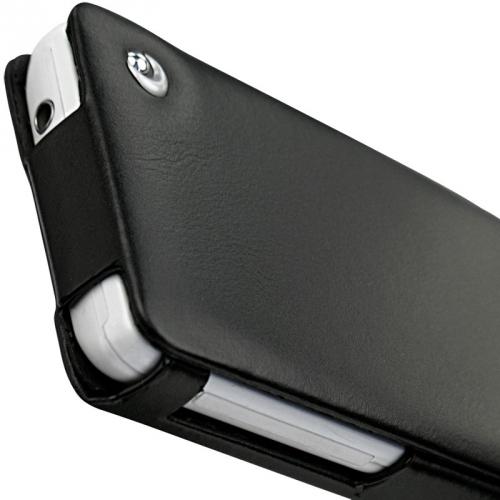 Housse cuir Motorola RAZR i XT890