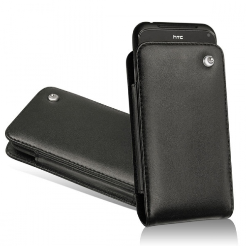 HTC Incredible S leather pouch