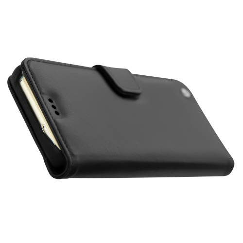 Housse cuir Samsung Galaxy A8 (2018)