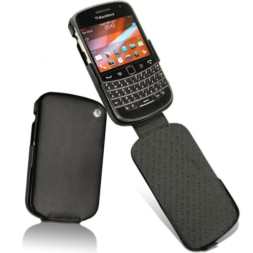 BlackBerry Bold Touch 9900 - 9930  leather case