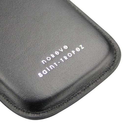 Pochette cuir Samsung GT-i9190 Galaxy S4 mini