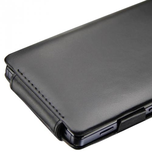 Housse cuir Sony Xperia UL