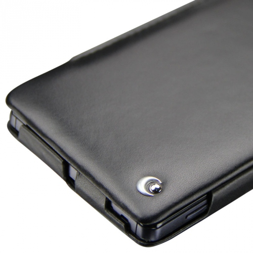 Sony Xperia UL leather case