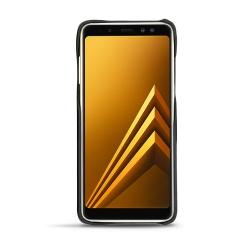 Funda de piel Samsung Galaxy A8+ (2018)