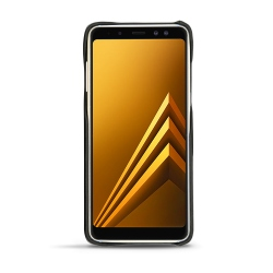 Lederschutzhülle Samsung Galaxy A8+ (2018)