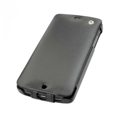 Housse cuir LG Nexus 5