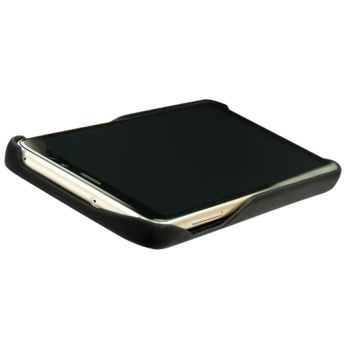 Coque cuir Samsung Galaxy A8 (2018)
