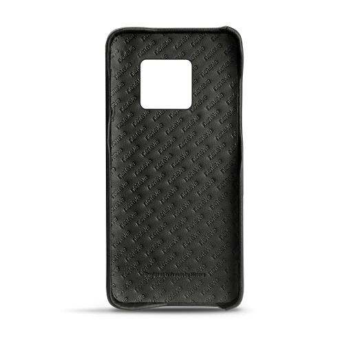 Samsung Galaxy A8+ (2018) leather cover