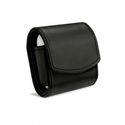 Case for Apple AirPods - Noir PU