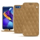 Huawei Honor View 10 leather case - Sable vintage - Couture