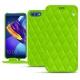 硬质真皮保护套 Huawei Honor View 10 - Vert fluo - Couture