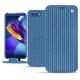 Housse cuir Huawei Honor View 10 - Abaca ishia