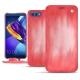 Custodia in pelle Huawei Honor View 10 - Rose Patine