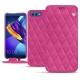 Capa em pele Huawei Honor View 10 - Rose BB - Couture