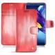 Lederschutzhülle Huawei Honor View 10 - Rose Patine