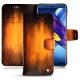 Lederschutzhülle Huawei Honor View 10 - Fauve Patine