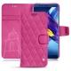 Lederschutzhülle Huawei Honor View 10 - Rose BB - Couture