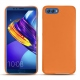 Lederschutzhülle Huawei Honor View 10 - Orange ( Nappa - Pantone 1495U )