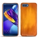 Lederschutzhülle Huawei Honor View 10 - Orange Patine