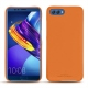 Lederschutzhülle Huawei Honor View 10 - Orange PU