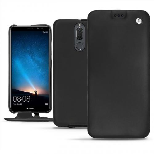 Capa em pele Huawei Mate 10 Lite - Noir ( Nappa - Black )