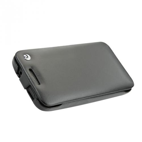 Housse cuir HTC Desire 601