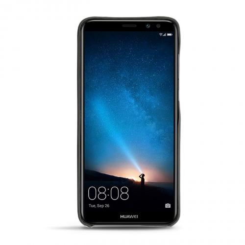 Coque cuir Huawei Mate 10 Lite