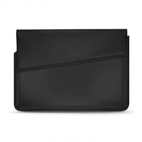 Housse cuir pour ordinateur portable 15' - Griffe 1 - Noir PU
