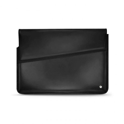 Leather sleeve for 11' laptop - Griffe 1