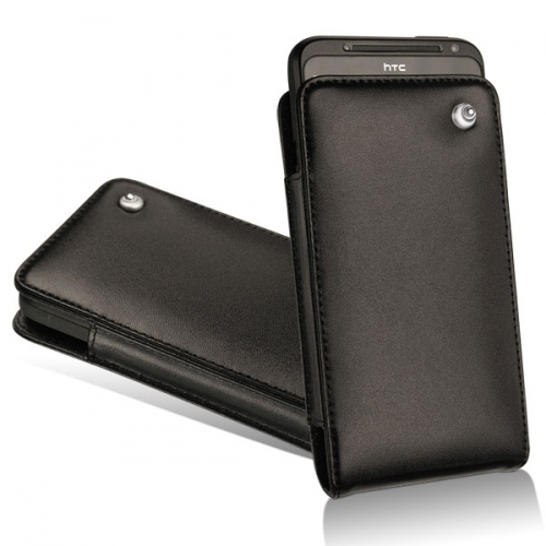 HTC Evo 3D leather pouch